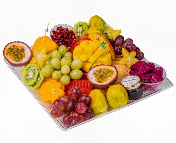 אגדת פאפוס L - מגש פירות העונה