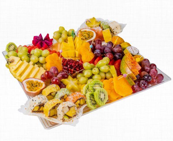 אגדת פאפוס XL - מגש פירות העונה